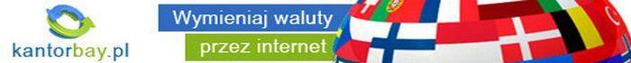 KantorBay - internetowy kantor wymiany walut