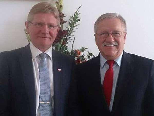 Polsko-norweska-wspolpraca