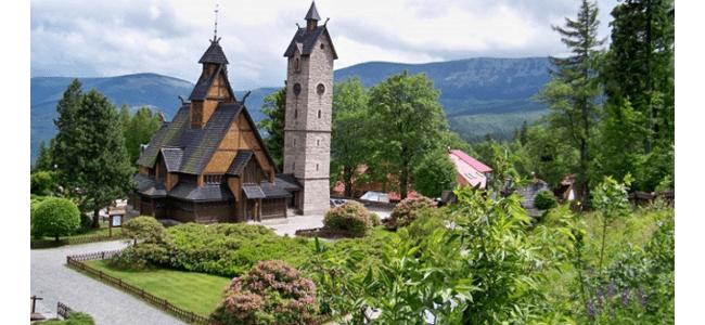 Kościół Wang w Karpaczu obchodził 175-lecie