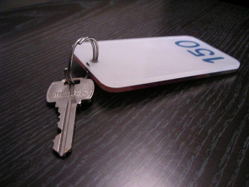 System jednego klucza w hotelach