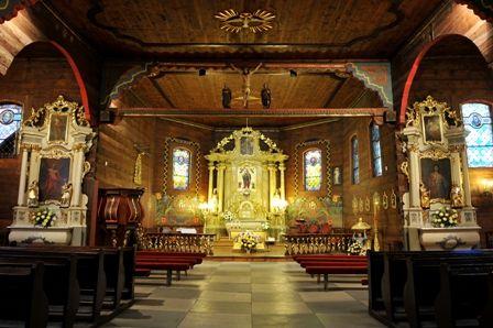 Sakralna Architektura Drewniana – fundusze norweskie