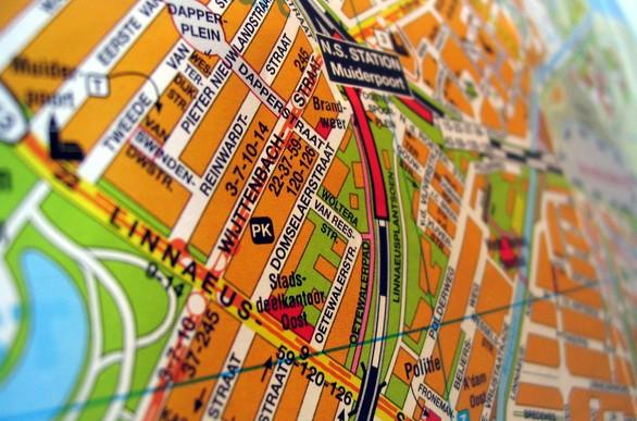 Polacy przygotowali aplikację – mówiąca mapa