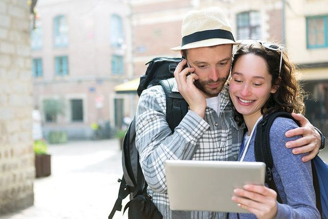 Polacy i nowoczesny turysta
