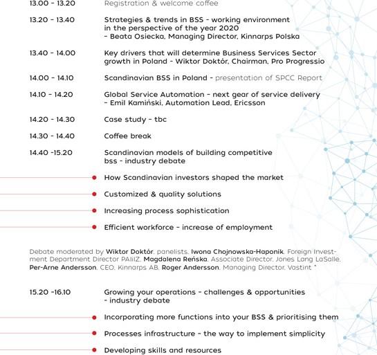 Scandinavian SWOT – konferencja