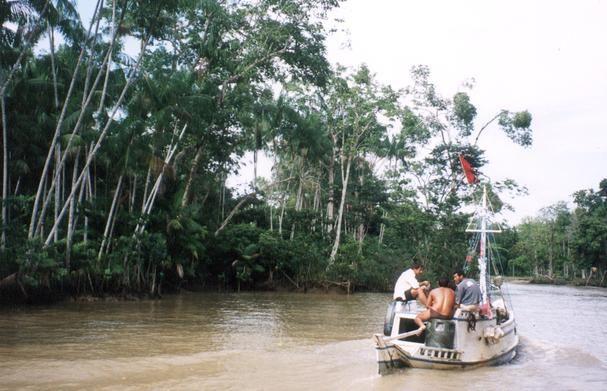 Polak odbył samotny spływ Amazonką by pomóc chorym maluchom