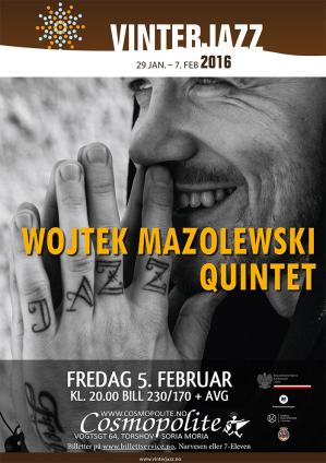 Norweski festiwal jazzowy Vinterjazz w Oslo