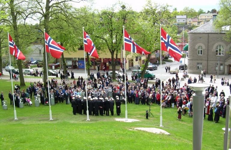 Lato-w-Norwegii