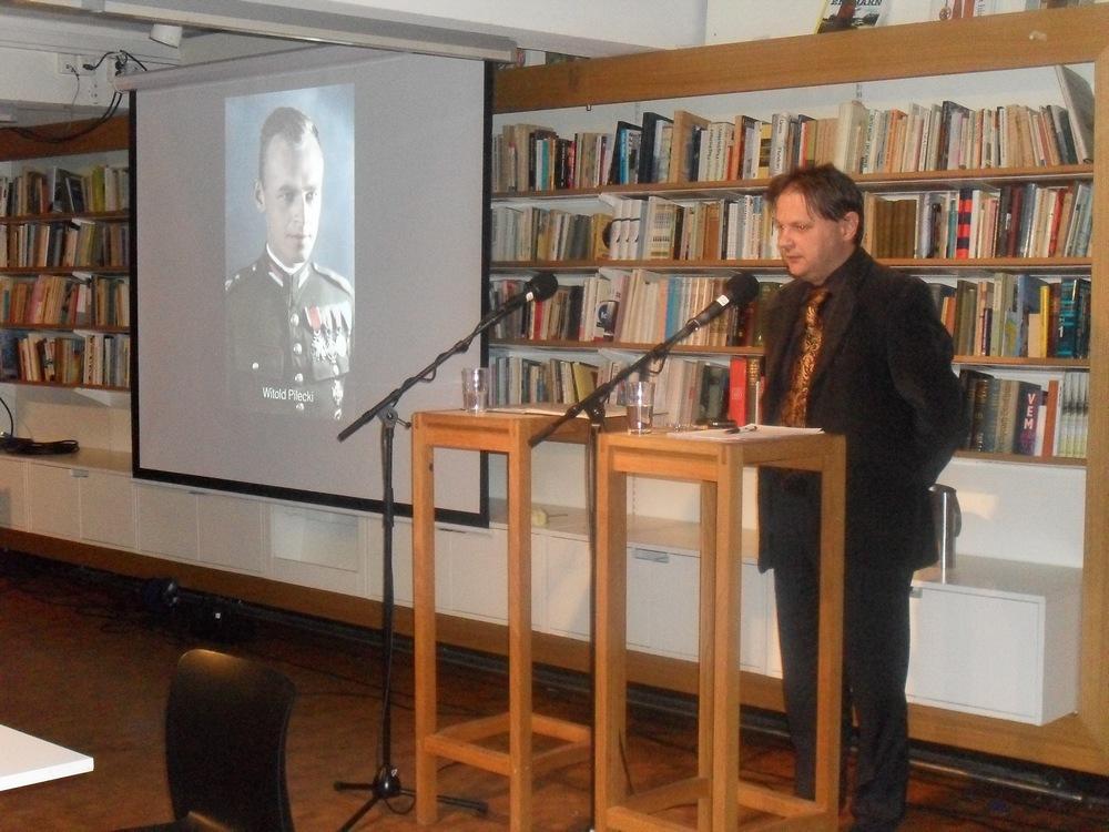 Wieczór poświęcony Witoldowi Pileckiemu w Oslo