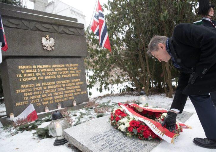 Spotkanie Marka Kuchcińskiego z norweską Polonią