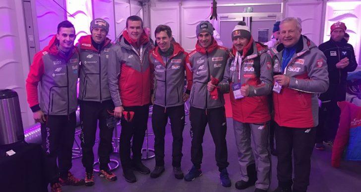 Polacy mistrzami świata w skokach w Finlandii